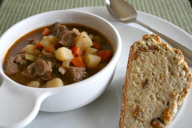 Irish Beef Stew. Photo by Cookin-jo