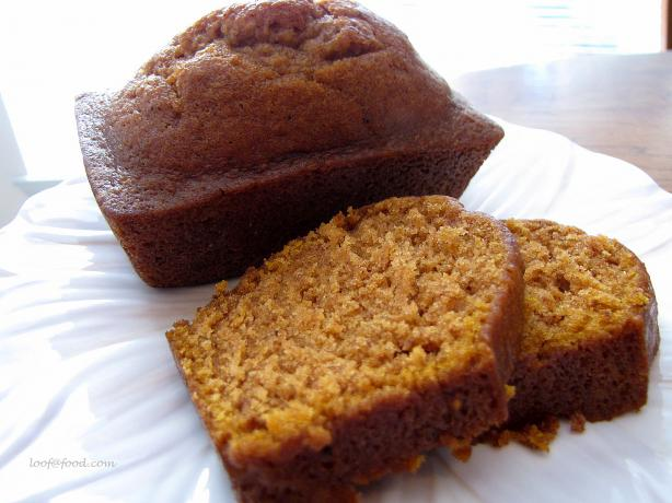 Downeast Maine Pumpkin Bread. Photo by loof