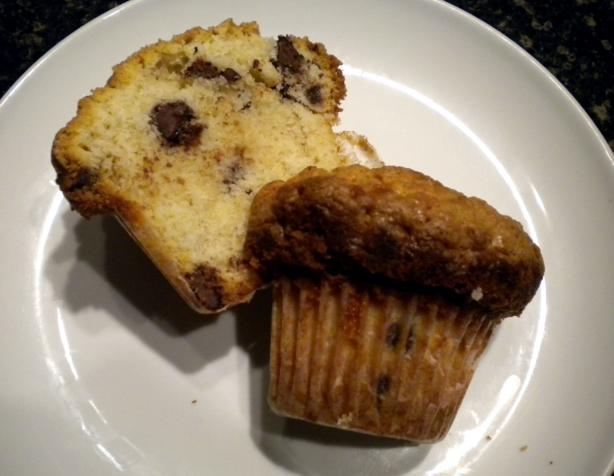 Chocolate Chip Cinnamon Coffee Cake Muffins | Cooking and Recipes