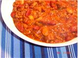 Sweet Italian Chili