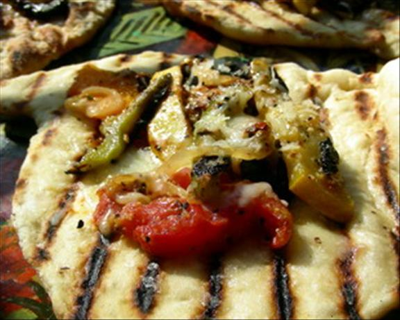 Flatbread. Photo by Andi of Longmeadow Farm