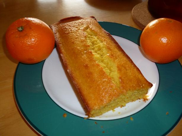 Orange Shake'm up Cake. Photo by Liasse