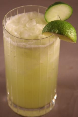 Ginger-Cucumber Limeade. Photo by fluffernutter