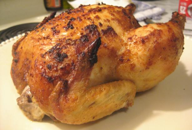 Kittencal's Best Blasted Rapid-Roast Whole Chicken. Photo by Gamer Gal