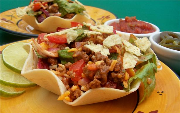 Taco Salad. Photo by lazyme