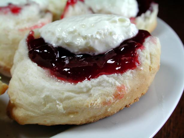 Gluten-Free Lemonade Scones
