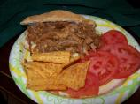 Spicy Chili Lime Barbecue Sandwiches