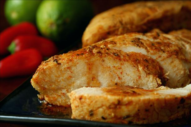 Chili-Lime Baked Turkey. Photo by GaylaJ