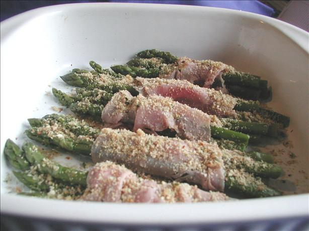 Roasted Asparagus. Photo by Mimi in Maine