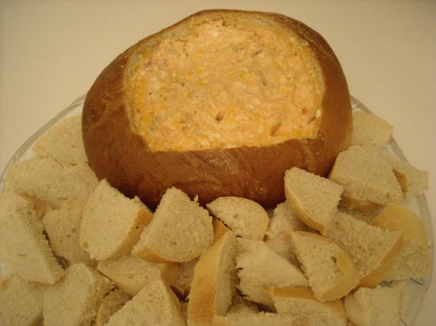"Yummy Cheese "" Bowl "" Dip. Photo by mums the word"