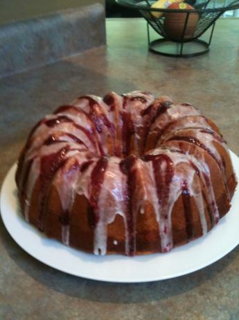 Raspberry Swirl Cake. Photo by Mary_K