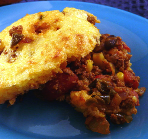 Tamale Pie for Two (Ww Core). Photo by PaulaG