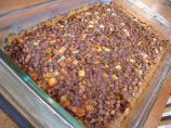Barbecue Baked Lentils