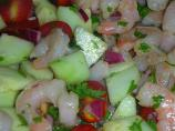 Island Shrimp Salad