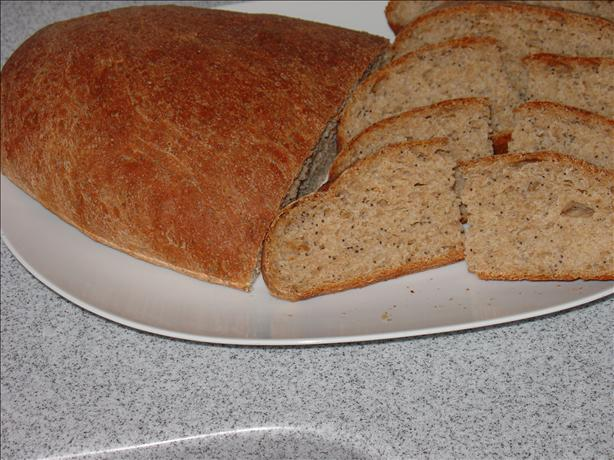 Three Seed Bread (From Bread Machine to Oven). Photo by RigelBee