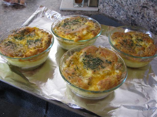 Easy Ham, Cheese, Egg Quiche. Photo by Bonnie Young