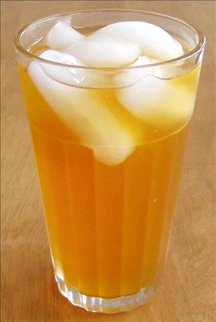 Snapple Peach Tea (Top Secret  Recipes by Todd Wilbur). Photo by Heather'sKitchen