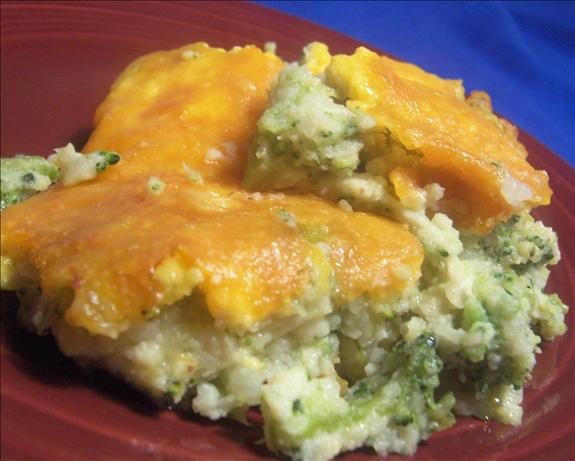 Broccoli Potato Kugel. Photo by *Parsley*