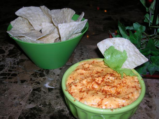 Crock Pot Buffalo Chicken Dip. Photo by Christmas Carol