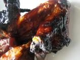 Christine's Crock Pot BBQ Chicken Wings