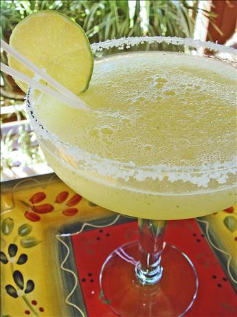 Emeril's Fresh and Fierce Margaritas. Photo by Bev