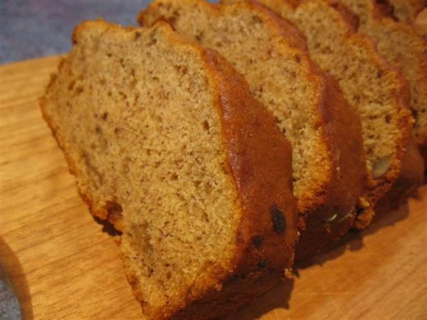 Banana Bread. Photo by Chickee