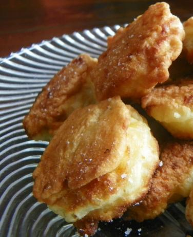 Plantain Fritters (Andre&#39; Style). Photo by Baby Kato