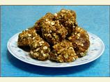 Low Fat Pumpkin Oatmeal Cookies