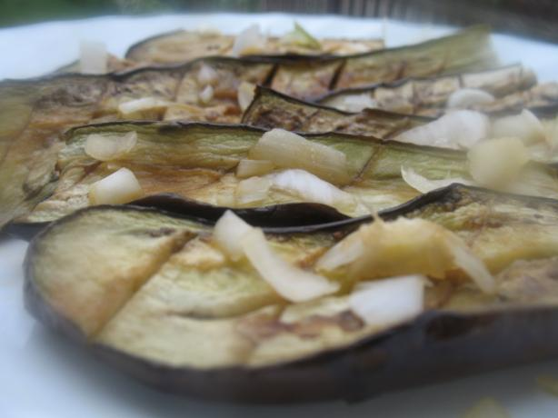 Japanese Eggplant, Teriyaki Style. Photo by superblondieno2