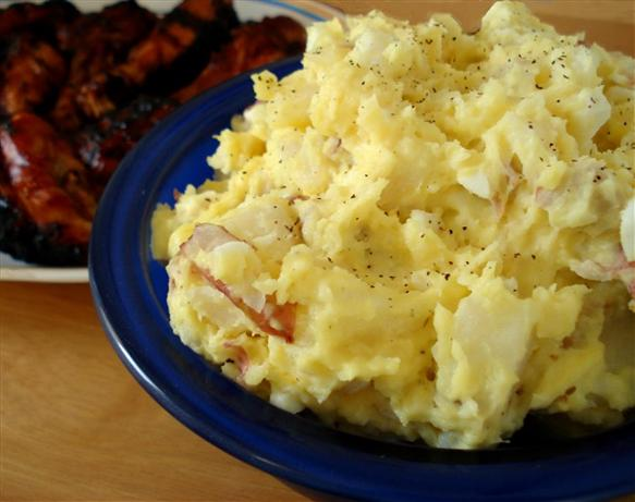 Warm (Or Cold) Potato Salad. Photo by Marg (CaymanDesigns)