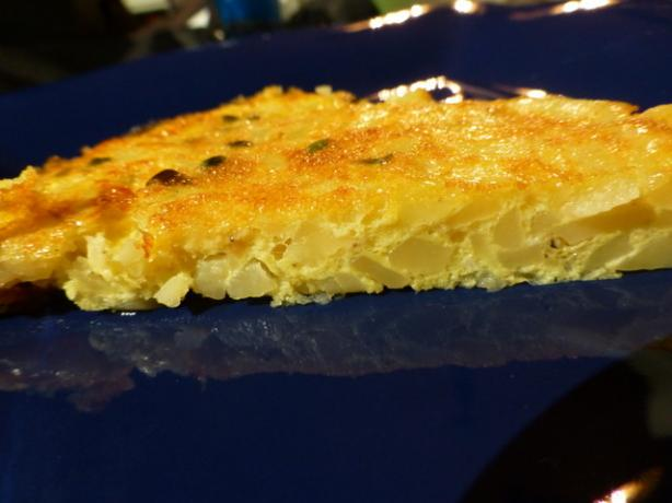 Core Spanish Omelette. Photo by FloridaNative