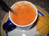 Easy Creamy Tomato Soup. Recipe by appetizerqueen