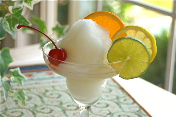 Malibu Frozen Lemonade (Coconut Rum). Photo by Wildflour
