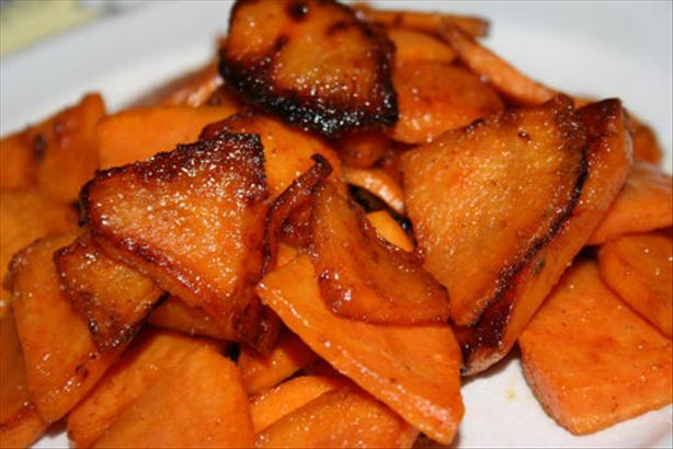 Spicy Grilled Sweet Potatoes. Photo by ~Nimz~
