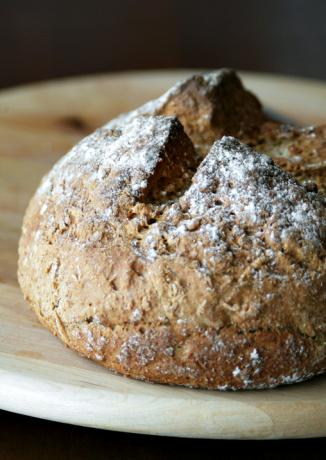 Authentic Irish Soda Bread-Yeast Free. Photo by Aaliyah's&Aaron'sMum