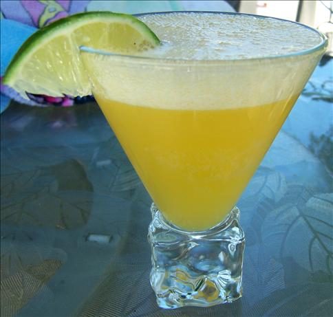Peachy Mango Margarita. Photo by Rita~