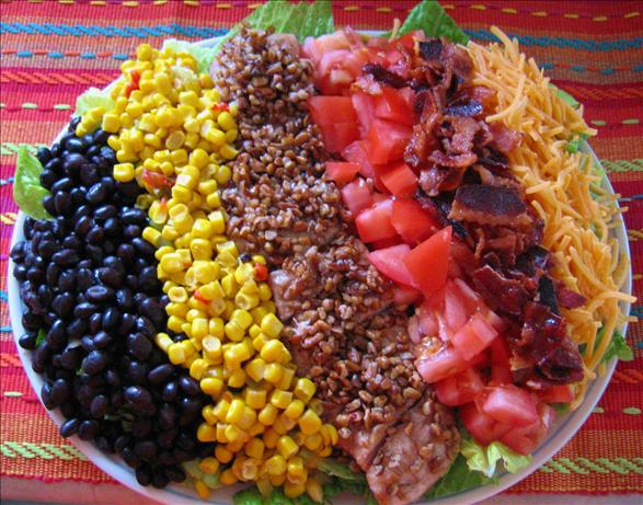 Southern Style Salad. Photo by Brenda.