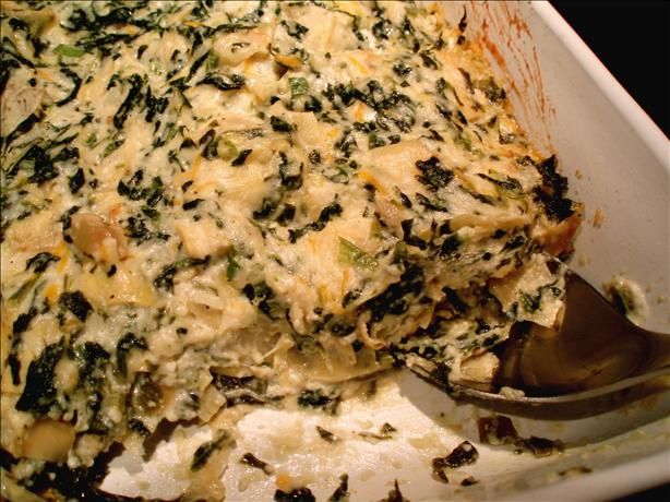 Spinach Artichoke Dip. Photo by Kozmic Blues