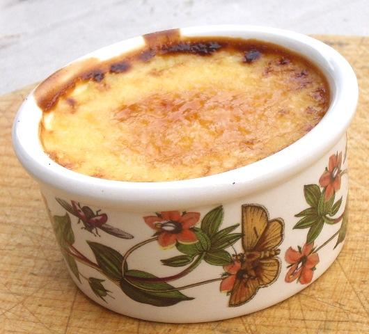 Crema Catalana. Photo by Karen Elizabeth