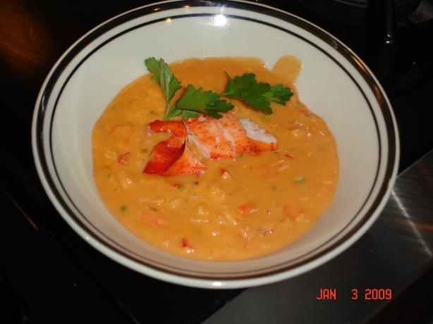 Lobster or Crab Bisque. Photo by Janni402