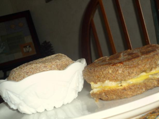 Very Low-Carb Hamburger Bun!. Photo by Peachie Keene
