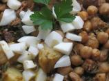 Potaje De Garbanzos (Chickpea Stew - Spain)