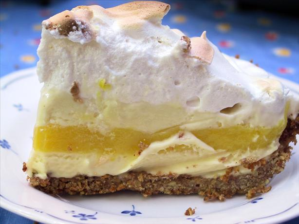 National Ice Cream Pie Day, August 18 - Food.com