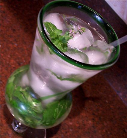Cojito (Mojito W/Coconut Rum). Photo by Rita~