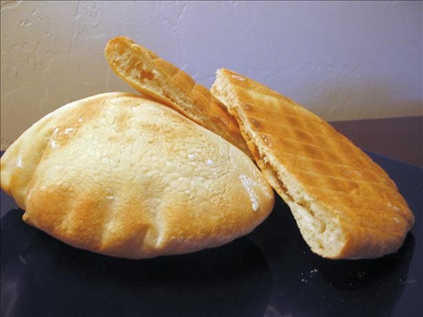 Peppy&#39;s Pita Bread. Photo by Chilicat