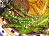 Grilled Sesame Asparagus