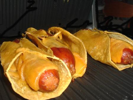 Mexicali Hot Dogs. Photo by Bergy