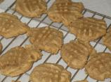 Diabetic Peanut Butter Cookies