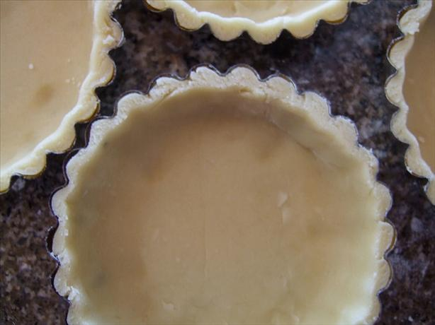 Delicate Shortcrust Pastry. Photo by Zurie