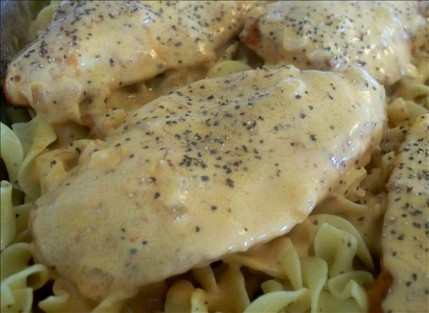 Chicken Paprikash. Photo by *Parsley*